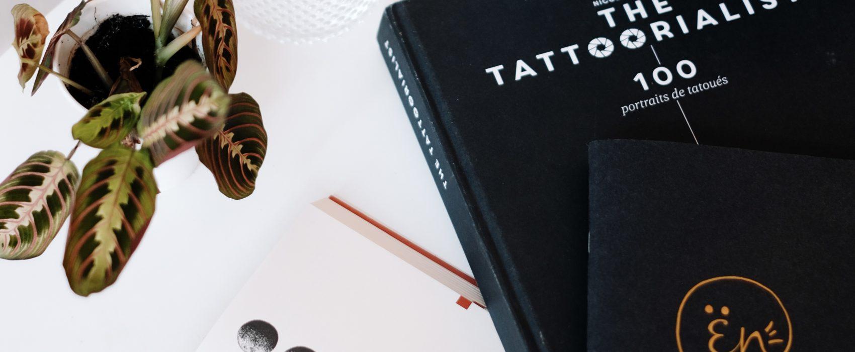 Livres pour les tatouages
